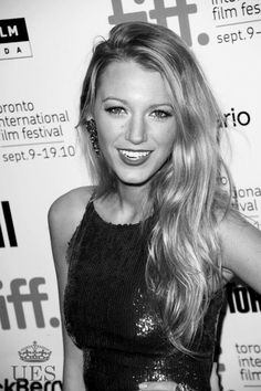 Blake Lively is perfect