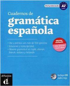 Cuadernos de gramática española A2 / Sergio Troitiño, Pilar Seijas. Difusión, D.L. 2012
