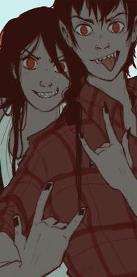 Marceline - Marshall lee