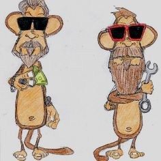 Gas Monkey Guys!
