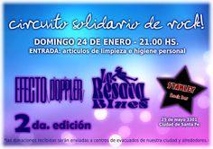 CGCWebRadio®: Agenda de Recitales Enero 2016