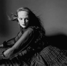 WE GRACE CODDINGTON: Vogue Grace Coddington, 1977 by Photographer Willie Christie - Image Amplified: The Flash and Glam of All Things Pop Culture. From the Runway to the Red Carpet, High Fashion to Music, Movie Stars to Supermodels.