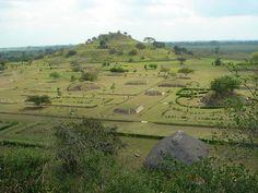 Zona Arqueologica Tamtoc. Tamuin, S.L.P.