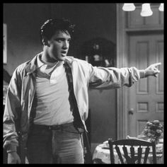 """A cultural icon was born when Elvis introduced Baracuta's G9 model jacket to the Silver Screen in """"King Creole"""" (1958)."""