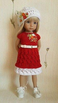 "наряд для Куклы 13 ""Dianna EFFNER LITTLE DARLING ручной работы"