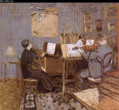 "Edouard Vuillard ""Charles portrait"""