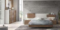 imagen-nexo7 Hotel Room Design, Luxury Bedroom Design, Bedroom Closet Design, Home Decor Bedroom, Bedroom Furniture, Furniture Design, Modern Master Bedroom, Master Suite, House Beds