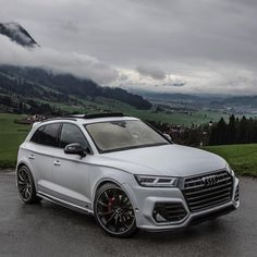 Image may contain: sky, cloud, car, outdoor and nature Allroad Audi, Audi Q7, Audi Cars, Audi Quattro, Rolls Royce, Best Luxury Cars, Luxury Suv, Audi Sport, Sport Cars