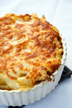 Greek Pastitisio (Baked Pasta with Ground Beef)