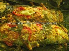 Pepes Ikan Kembung Kemangi