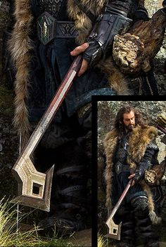 Thorin's battle axe