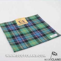 Watson Tartan Handkerchief