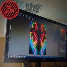 This #WIP from our design heroes is so piping hot it's under wraps! ;) #Tmestudios