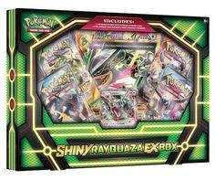 SHINY RAYQUAZA EX BOX - POKEMON TCG  #Pokemoncards  $29.95