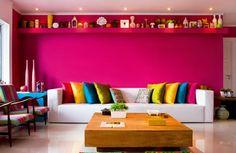 colorblocking -- interieur