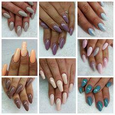 Negle fra Zebrafinken, med negle produkter fra Nail4you. Se flere produkter i vores webshop, nye vare hver dag.