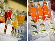 Modern Mexico Inspired Wedding Ideas
