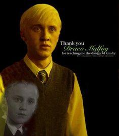 Draco Malfoy ~ The Magic of Harry Potter