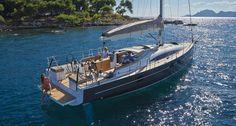 AZUREE 46 - performance cruiser from Turkish yacht builder Sirena Marine