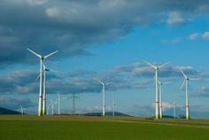 Wind generators near Altenstedt Germany  #infrastructure #wind #generators #near #altenstedt #germany #photography