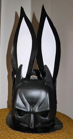 Batman Easter Bonnet