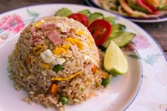 How to Make Delicious Fried Rice with Ham in a Snap