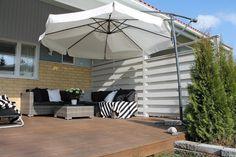 Terrace, Lounge, Patio, Living Room, Coconut, Outdoor Decor, Outdoors, Home Decor, Blog