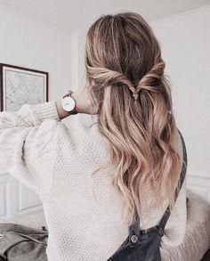that hair !