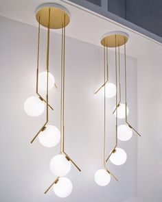 "soudasouda: ""There is strength in numbers. via- gorgeous, lighting, design Posted to Souda's Tumblr From the Pinterest Board: Pendant Lights, Modern Hanging Lamps, & Contemporary Suspended Lighting """