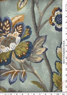 Designer fabric, furniture and rugs - Lewis and Sheron Textiles carries the largest selection both online and in our Atlanta showroom. Drapery Fabric, Linen Fabric, Curtains, Valance, Gold Fabric, Blue Fabric, Textiles, Carpet Trends, Fabric Combinations
