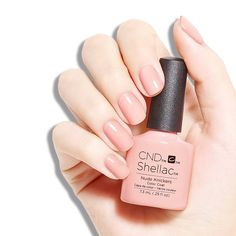 CND Shellac Nude Knickers Designed