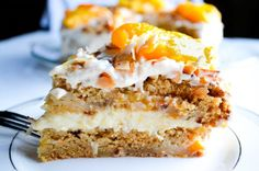 BRAZILIAN/USA PEACH CAKE