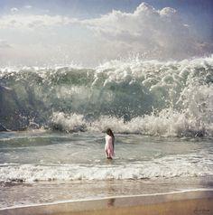 L'onda by himitsuhana Chiara Fersini