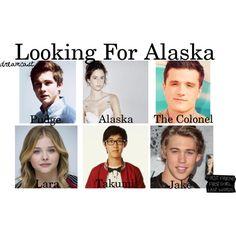 looking for alaska dream cast