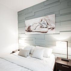 Dorion Project Reveal - Master Bedroom - Valérie De L'Étoile Interior Design Master, Bed, Home, Design, Stream Bed, Ad Home, Homes, Beds