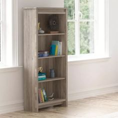 Aldeen 4 Shelf Bookcase - Room & Joy : Target