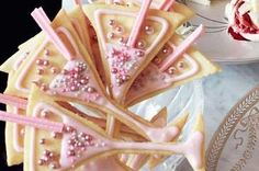 SPARKLING COCKTAIL COOKIES