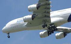 Airbus A380 HD Wallpaper