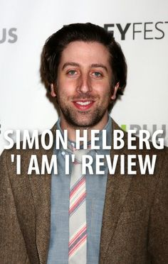 Real life husband and wife Simon Helberg and Jocelyn Towne visited The Talk to discuss their new movie, I Am I, about a daughter connecting with her father. http://www.recapo.com/the-talk/the-talk-interviews/talk-jocelyn-towne-review-simon-helberg-son-wilder/