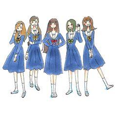 『5つ数えれば君の夢』今日マチ子 / 秋田書店