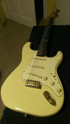 Fender Stratocaster 1980 (seventies model) + Texas Specials pickups