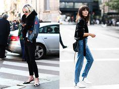 Street Style Inspo: Fresh Ways to Wear the Kitten Heel Ladies Who Lunch, Librarians, Kitten Heels, Street Style, Fresh, Lady, How To Wear, Fashion, Moda