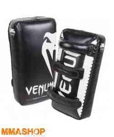 Venum kampsportsudstyr er flotte designs og kvalitets produkter.  Se lige disse flotte Venum Thai Pads. http://www.mmashop.dk/Kampsportsudstyr