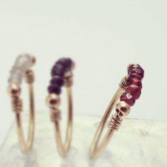 ♥ Yesim Yuksek for Alef - Rings