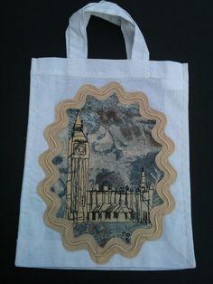 Big Ben Bag by Kaniez Abdi www.kaniezabdi.com