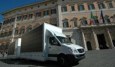 FARE VERDE ONLUS - Gruppo Locale di Monte San Giovanni Campano (FR) -: Il furgone che produce Idrogeno dal sole