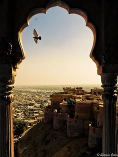 Jaisalmer's Golden Fortress - Sonar Kella Awesome India #India