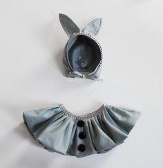 Rabbit outfit for the girl! By Lieschen Mueller