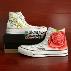 7b8f36ff04d3 21 Best To Buy images in 2016 | Hand painted shoes, Canvas sneakers ...