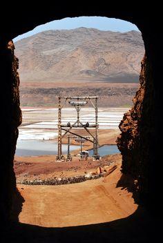 Visit Pedra De Lume (Salt mines) in Sal,Cape Verde #TeamFunana #TeamCapeVerdean